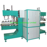 Double Heads High Frequency Welding Machine pour Conveyor Belt Sidewall Profile Welding