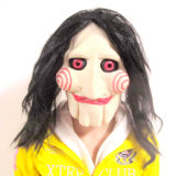 Halloween-furchtsamer Latex-volle Gesichtsmasken