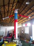 膨脹可能な空気ダンサーはのための屋外の使用を広告する