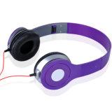 도매 Foldable 헤드폰 저가 헤드폰 형식 입체 음향 헤드폰