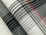 tessuto della flanella tinto filato 100%Cotton per i pigiami e gli indumenti da notte