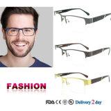 Manera Eyewear de China del marco de 2016 la última lentes de los vidrios con Ce y el FDA