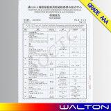 Porzellan-rustikale Fliese-Fußboden-Fliese des Baumaterial-600X600 (WP-6054FB)