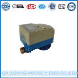 Medidor de água pagado antecipadamente impermeável do cartão do RF
