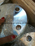 Rebordes del cuello de la autógena del acero inoxidable