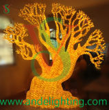 Holiday Decoration를 위한 3D Coral Tree Lights