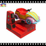 Fibre de verre Amusement Rides of Dinosaur Kiddie Car