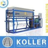 Máquina evaporada direta do bloco de gelo de 3 toneladas de Koller