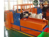 Foil en aluminium Rewinding et Cutting Machine