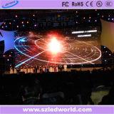 Alquiler / cubierta exterior de pared LED de Video en pantalla (P3.91, p4.81, p5.68, p6.25)
