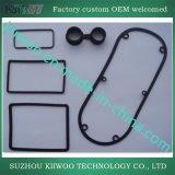 Fazer-em-China personalizou peça especial moldada da borracha de silicone a auto
