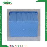 Tote mobile di plastica di immagazzinamento in il contenitore degli scomparti