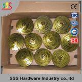Clavo vendedor caliente de la bobina del tornillo de la alta calidad hecho en China