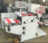 Máquina automática de corte longitudinal de la etiqueta de película de 520mm
