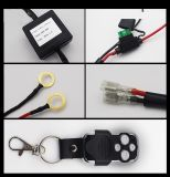 Cableado de destello con teledirigido para la lámpara de la luz del trabajo del LED, del trabajo del LED, luz del carro del LED y barra ligera del LED
