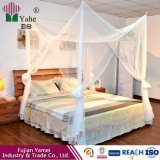 DIY Moskitonetz Hängen 4 Poster Bett-Überdachung-Moskito-Netz