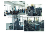 Mola de gás de retorno automático para cadeiras giratórias
