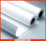 Papel impermeable de la película de los PP para la impresora solvente (140MNL)