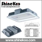 Grande lampada del soffitto del coperchio di vetro LED di rettangolo (SUN-GL-8)