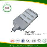 Indicatore luminoso esterno 90With100W della strada del prato inglese della via della sosta del CREE LED