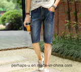 Fashion Straight Ripped Mens Denim Short Jeans