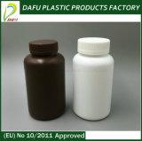 bouteille de pillule en plastique de médecine du PE 200ml