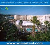 20X40m 큰 아치 체더링 연회 큰천막, 호텔 업무를 위한 호텔 체더링 천막