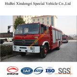 5ton 6ton Dongfeng EQ1108kj 145 de Vrachtwagen Euro3 van de Brand van het Water