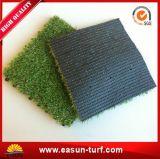 Изготовление Китая блокируя искусственную плитку травы с низкой ценой
