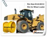 25-22.00/3.0鋼鉄OTRは車輪に縁を付ける