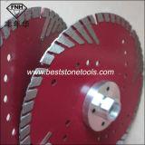 Herramienta de corte de pulido de pulido de la perforación concreta del diamante del mármol del granito CB-15