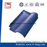 Gebäude Meterail Terrakotta-flaches Dach-Fliese 410*280mm bildete in China