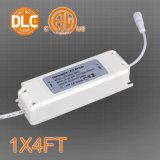 светильник панели 1*4FT 36W 303*1213*10mm квадратный СИД