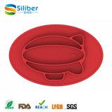 Циновка Placemats Non-Slip силикона &Table & циновка еды для младенца