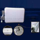 Casella chiara acrilica dell'insegna luminosa del LED per la fabbrica