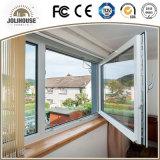 Kundenspezifisches UPVC Flügelfenster Windowss der Qualitäts-Fertigung