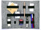 Multi устроитель стены войлока карманн вися для малых деталей