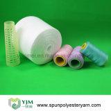 20/2 hilados de polyester hecho girar