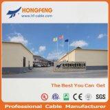 Câble coaxial de liaison de CCTV/CATV HFR 500