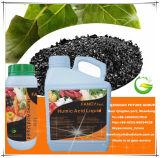 Potássio super Humate, fertilizante orgânico solúvel