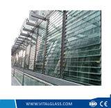 4--6mm Fenster-Luftschlitz-Glas