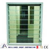 Feritoie di vetro di alluminio con buona ventilazione