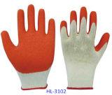 gant de latex de Polycotton des amorçages 10g 5