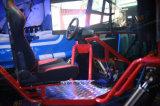 6 Dofの販売のための電気動きのプラットホームが付いている3つのスクリーンのVrの最も熱いレースカー