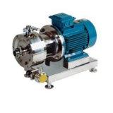 Gesundheitliches Edelstahl-hohes Scheremulgierenpumpen-/Pumpen-Homogenisierer-Emulsion-Pumpe