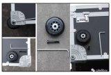 L'alto grado ha rinforzato la casella di viaggio del Rod di tiro della lega di alluminio (KeLi-HK02)