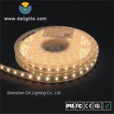 Luz de tira flexível branca morna do diodo emissor de luz de Samsung