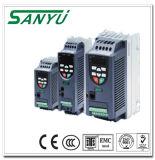 Sanyu Inteligente buen sustituto Calidad VFD 0.4-400kw, 400V tres fases de entrada y salida