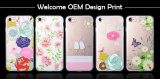 2017 het Neigende Geval van het Af:drukken van de Douane van PC TPU 0.3mm van Producten Transparante voor iPhone 6 Geval/iPhone7/iPhone 7 plus Geval