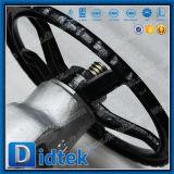 Válvula de puerta segura de la autógena de tope del API 6fa Class1500 del fuego de Didtek